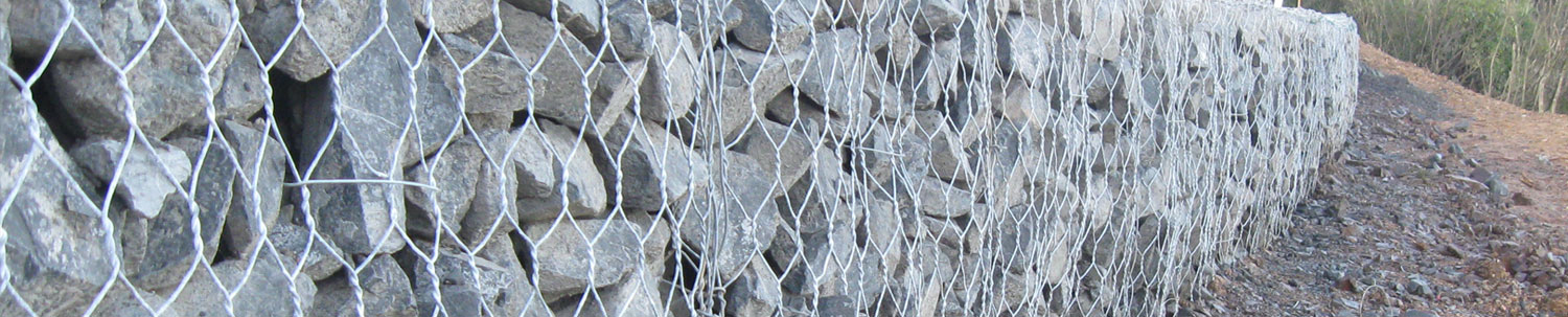 Gabion Wire Mesh, Gabion Box Manufacturer Mumbai-India