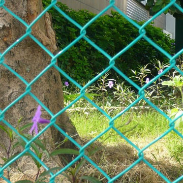 PVC Coated Chain Link Fencing Manufacturer & Exporter Mumbai